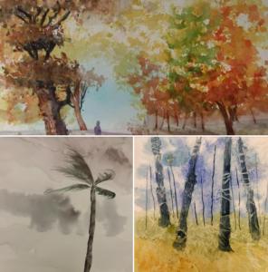 Watercolor Workshop w/Mary Frances Millet